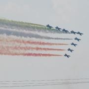 Esibizione a Bari 8 maggio 2011