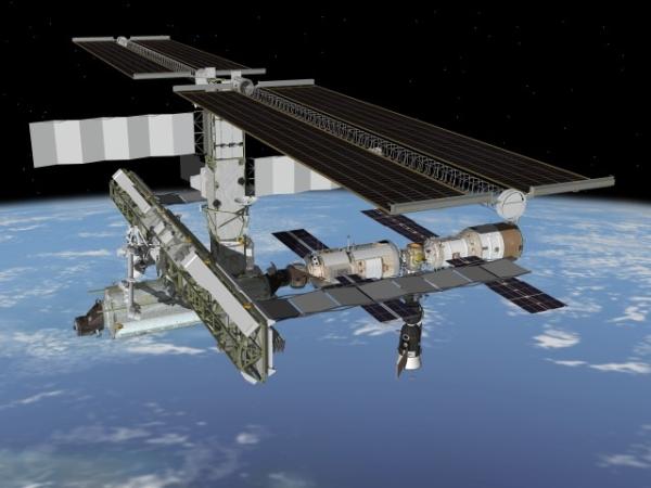 10 anni di vita sulla ISS