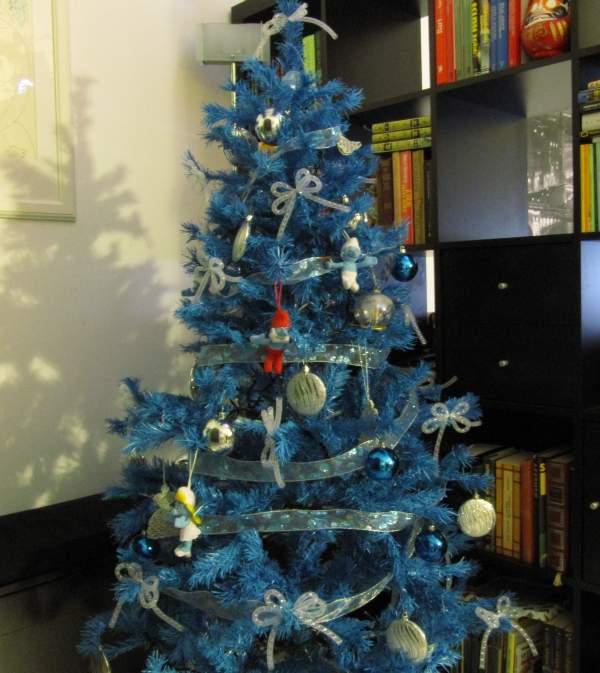 Puff-albero di Natale 2011