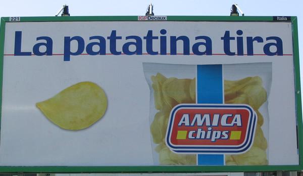 SETI, McDonald's e Patatine