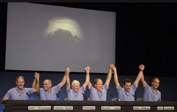 Curiosity Mars Landing e stolti disfattisti