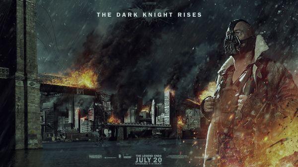 Bane, Gotham City e il Ritorno del Cavaliere Oscuro