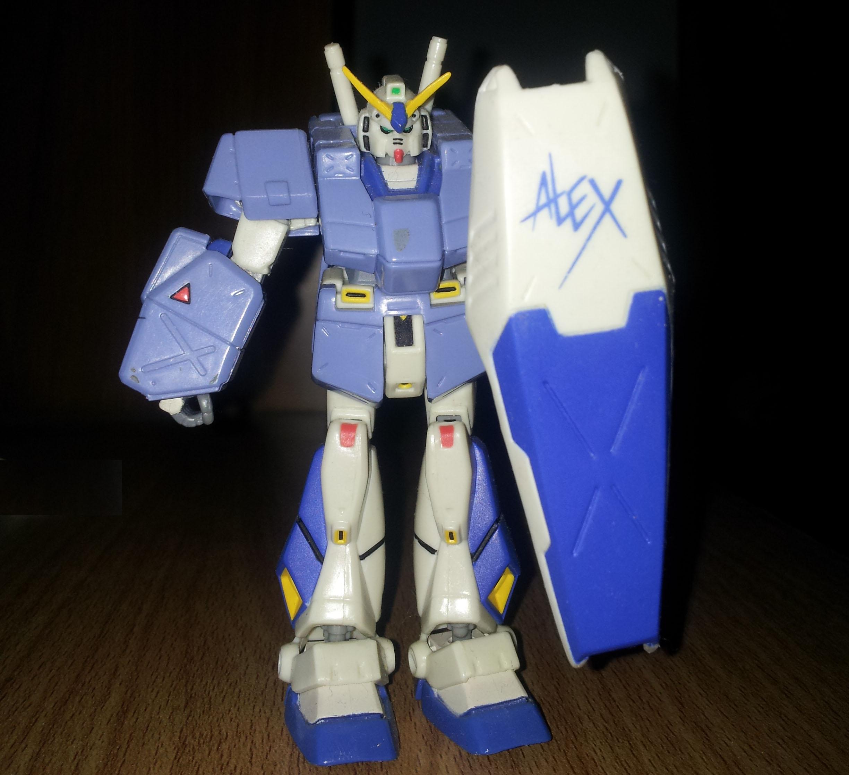 Gundam 0080: La guerra in tasca