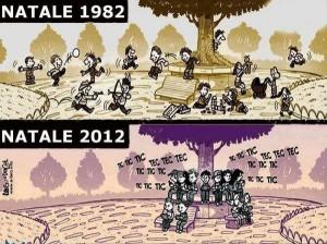 Esempio di squallida propaganda neo-luddista
