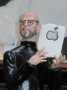 Steve Jobs visto da Napoli