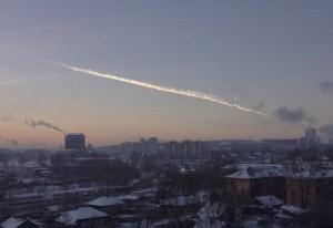 Russia-meteorite