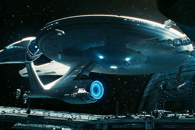 NCC 1701 Enterprise