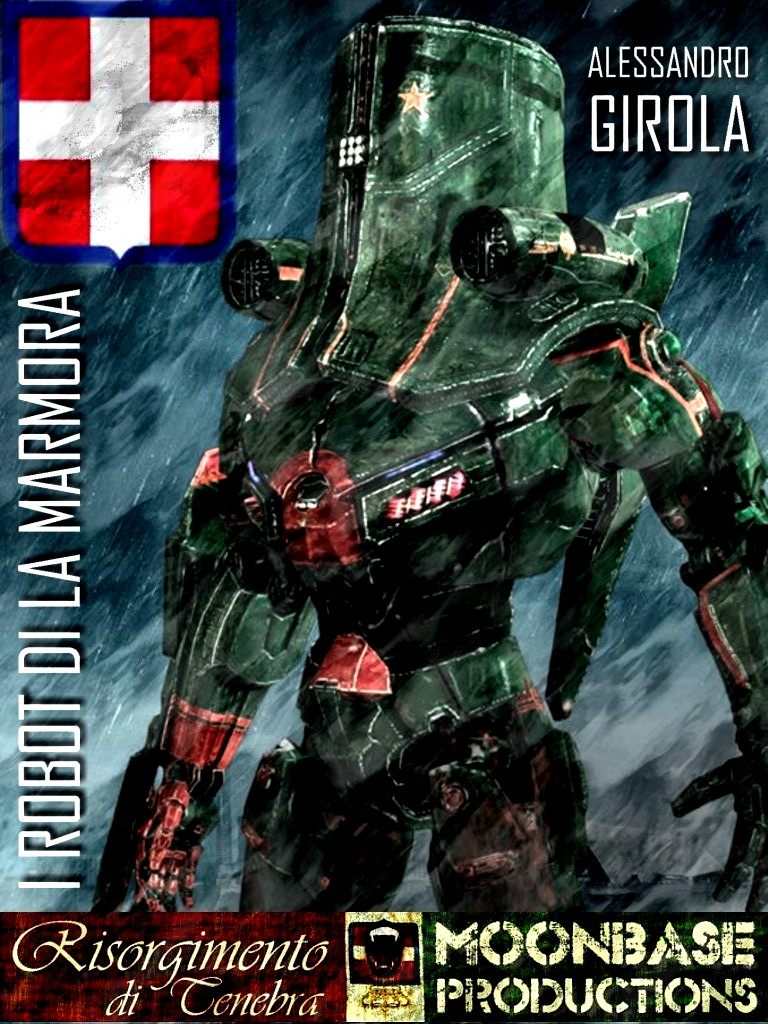 Ucronìa e robottoni: I Robot di La Marmora