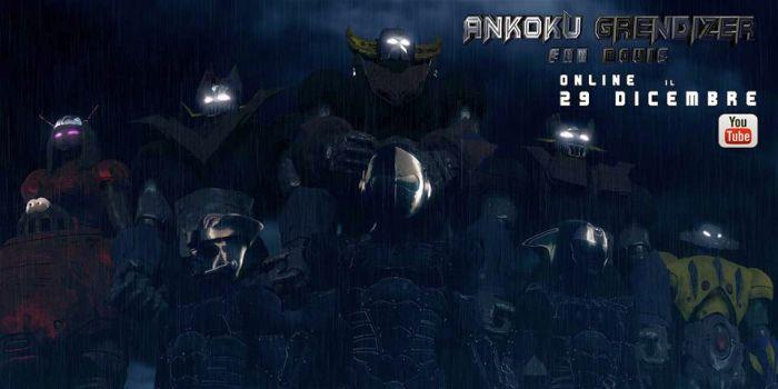 Ankoku Grendizer Fan Movie è online