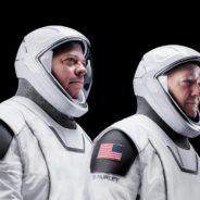 La tuta spaziale di Elon